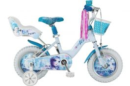 Altec Ice Fairy Meisjesfiets 12 inch - Blauw