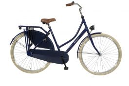 Altec London Omafiets 28 inch - Marine Blauw