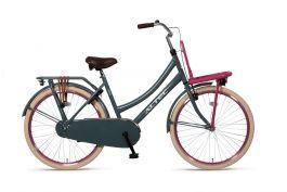 Altec Urban Transportfiets 24 inch - Grijs Roze
