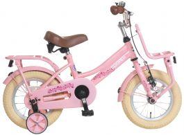 Popal Cooper Meisjesfiets 12 inch - Roze