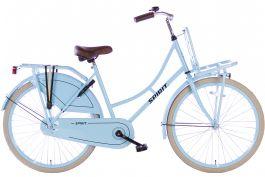 Spirit Omafiets Blauw 24 inch