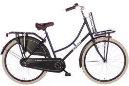 Spirit Omafiets 26 inch - Mat Zwart