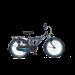Popal Funjet X Jongensfiets 22 inch - Blauw / Grijs