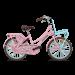 Popal Daily Dutch Basic Meisjesfiets 20 inch - Mint Roze