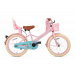 SuperSuper Little Miss Meisjesfiets 18 inch - Roze