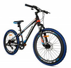 SuperSuper Kiyoko Mountainbike 24 inch N7 - Blauw