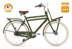 Popal Herenfiets Daily Dutch Prestige N3 RB - Groen