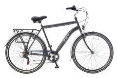 Popal City Herenfiets 28 inch 6 versnellingen - Iron Grey