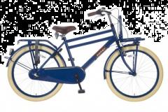 Popal Urban Basic+ Jongensfiets 24 inch - Blauw