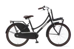 Transportfiets 24 inch  Daily Dutch - Zwart