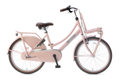 Popal Daily Dutch Basic+ Meisjesfiets 22 inch - Zalm