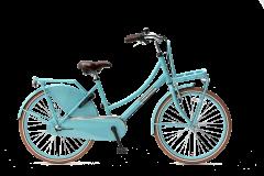 Popal Daily Dutch Basic+ Meisjesfiets N3 24 inch - Turquoise