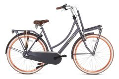 Popal Daily Dutch Basic+ Damesfiets N3 28 inch - Petrol Blue
