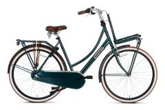 Popal Daily Dutch Basic+ Damesfiets N3 28 inch - Forest Green
