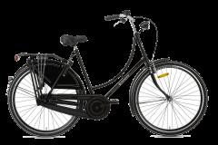 Popal omafiets 28 inch Zwart - 3 versnellingen