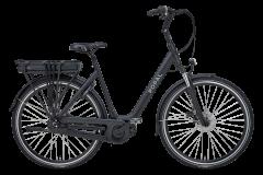 Popal Vidar E-bike 28 inch 7V - Mat Zwart
