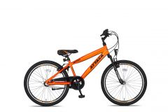 Altec Attack 24inch Jongensfiets N-3 2021 Neon Orange Nieuw