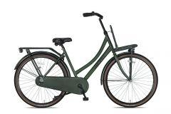 Altec Classic 28inch Transportfiets Olive Green 2021 *** NIET ACTIVEREN ***