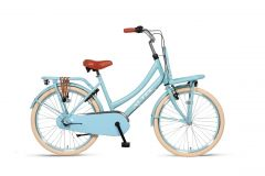 Altec Dutch 24inch Transportfiets N-3 Sky Blue Nieuw 2019
