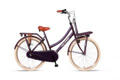 Altec Dutch Transportfiets 26 inch N3 - Violet