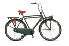Altec Dutch 28inch Transportfiets N-3 Heren 61cm Army Green 2019