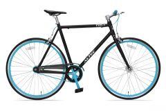 Altec Fixed Gear 28 inch Zwart/Blauw 56cm