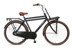 Altec Nostalgia 28inch 58cm Heren Transportfiets N3 Zwart 2019 Nieuw