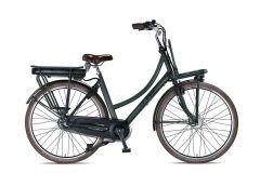 Altec Sakura E-Bike Damesfiets Transportfiets N3 - Olive Green