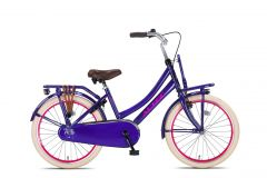 Altec Urban 22inch Transportfiets Purple Nieuw 2020
