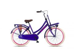 Altec Urban 24inch Transportfiets Purple Nieuw 2020