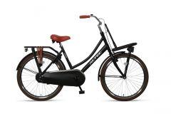 Altec Urban 24inch Transportfiets Zwart