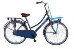 Altec Urban Transportfiets 26 inch - Grijs Blauw