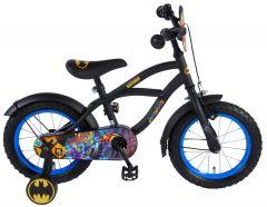 Batman Kinderfiets - Jongens - 14 inch - Zwart