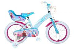 Disney Frozen 2 - Kinderfiets - Meisjes - 16 inch - Blauw/Paars