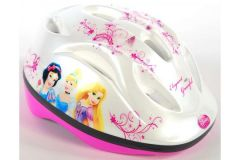 Disney Princess Fietshelm - Wit Roze - 51-55 cm