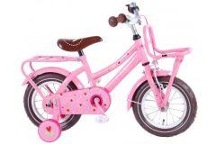 Lief Girls Kinderfiets - Meisjes - 12 inch - Roze