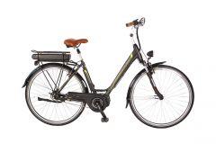 Mosso E bike Shimano Steps 420Wh N-8 Zwart-Groen  *** ACTIE PRIJSVERLAGING***