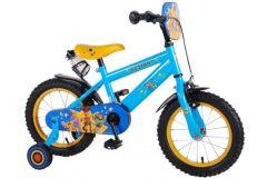 Disney Toy Story Kinderfiets - Jongens - 14 inch - Blauw OUTLET
