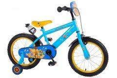 Toy Story Kinderfiets 16 inch - Blauw