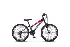 Umit Trend Mountainbike 26 inch 21V - Zwart / Roze