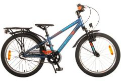 Volare Cross Kinderfiets - jongens - 20 inch - Donkerblauw - Shimano Nexus 3 versnellingen - Prime Collection