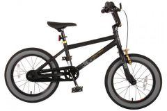 Volare Cool Rider Kinderfiets - Jongens - 16 inch - Zwart - 95% afgemonteerd
