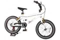 Volare Cool Rider 16 inch + Handremmen - Wit