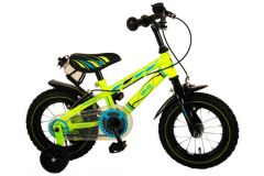 Volare Electric Green 12 inch Jongensfiets