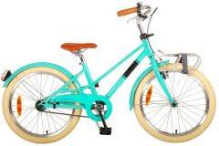 Volare Melody Kinderfiets - Meisjes - 20 inch - Turquoise - Prime Collection