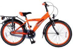 Volare Thombike City 20 inch Shimano Nexus 3 jongensfiets Neon Oranje 95% afgemonteerd