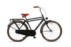 Altec London Herenfiets 28 inch - Mat Zwart