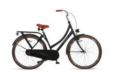 Altec London Omafiets 28 inch - Mat Zwart