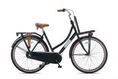Altec Vintage Damesfiets 28 inch N3 - Mat Zwart