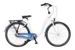 Altec Sweet Moederfiets 28 inch N3 - Wit Blauw